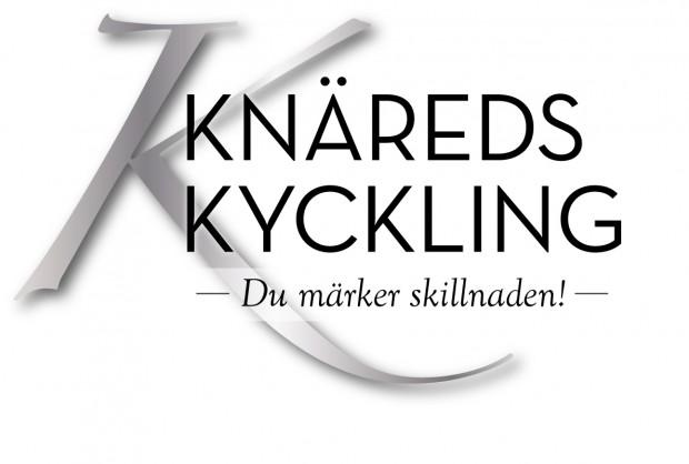 KnŠreds kyckling logo_silver